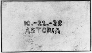 First_xerographic_copy_-_10-22-38_ASTORIA_