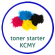 tonerstarter color